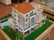 1/30 Scale Architecture House Model /  Interior 3d Models With Furniture Figures